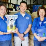 全国の多様なお米を提供 創業明治18年の米穀卸【株式会社白石商業】